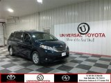 2011 South Pacific Blue Pearl Toyota Sienna Limited #78076201