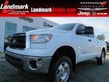 2011 Super White Toyota Tundra TRD Double Cab #78076302