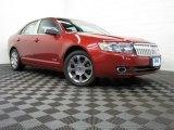 2008 Vivid Red Metallic Lincoln MKZ AWD Sedan #78076501