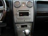 2008 Lincoln MKZ AWD Sedan Controls