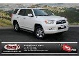 2013 Blizzard White Pearl Toyota 4Runner SR5 4x4 #78076104
