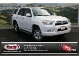 2013 Blizzard White Pearl Toyota 4Runner SR5 4x4 #78076103