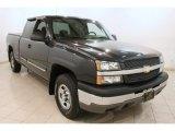 2004 Dark Gray Metallic Chevrolet Silverado 1500 LT Extended Cab 4x4 #78076603