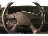 2004 Chevrolet Silverado 1500 LT Extended Cab 4x4 Steering Wheel
