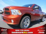 2013 Copperhead Pearl Ram 1500 Express Crew Cab #78076292