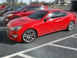 2013 Tsukuba Red Hyundai Genesis Coupe 3.8 Grand Touring #78076181