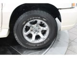 Cadillac Escalade 2002 Wheels and Tires