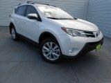 2013 Blizzard White Pearl Toyota RAV4 Limited #78076408