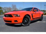 2012 Race Red Ford Mustang V6 Premium Coupe #78076570