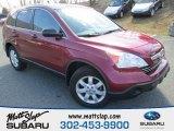 2008 Tango Red Pearl Honda CR-V EX 4WD #78076459
