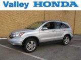2011 Alabaster Silver Metallic Honda CR-V EX-L 4WD #78076144