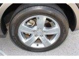 Hyundai Veracruz 2010 Wheels and Tires