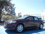2013 Bordeaux Reserve Red Metallic Ford Fusion SE #78076248