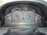 2007 Land Rover Range Rover HSE Gauges