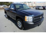 2008 Chevrolet Silverado 1500 Work Truck Regular Cab Front 3/4 View