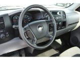 2008 Chevrolet Silverado 1500 Work Truck Regular Cab Dashboard