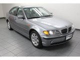 2003 Steel Grey Metallic BMW 3 Series 325i Sedan #78122142