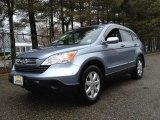 2009 Glacier Blue Metallic Honda CR-V EX-L 4WD #78122479