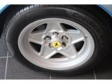 Ferrari 308 Wheels and Tires