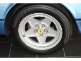 Ferrari 308 1984 Wheels and Tires