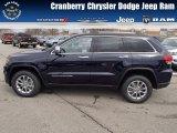 2014 True Blue Pearl Jeep Grand Cherokee Limited 4x4 #78121901