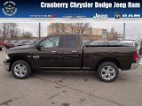 2013 Black Gold Pearl Ram 1500 Big Horn Quad Cab 4x4 #78121895