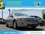 2008 Dune Pearl Metallic Ford Fusion SEL V6 #78122352