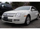 2008 White Suede Ford Fusion SEL #7798163