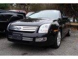 2008 Black Ebony Ford Fusion SEL V6 #7798164
