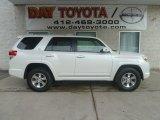 2013 Blizzard White Pearl Toyota 4Runner SR5 4x4 #78121776