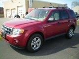 2009 Sangria Red Metallic Ford Escape XLT V6 #7788435