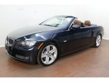 2009 Monaco Blue Metallic BMW 3 Series 335i Convertible #78121876