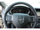 2013 Dodge Dart Limited Steering Wheel
