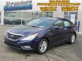 2013 Indigo Night Blue Hyundai Sonata GLS #78121655