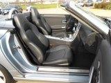 2007 Chrysler Crossfire Interiors