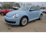 2013 Denim Blue Volkswagen Beetle 2.5L #78122090