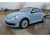 2013 Denim Blue Volkswagen Beetle 2.5L #78122087