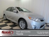 2013 Classic Silver Metallic Toyota Camry Hybrid XLE #78122179
