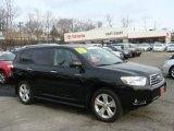 2010 Black Toyota Highlander Limited 4WD #78121961