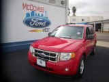 2009 Torch Red Ford Escape XLT #78121827