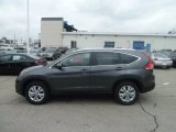 2013 Polished Metal Metallic Honda CR-V EX-L AWD #78122283