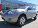 2013 Platinum Graphite Nissan Rogue S #78122042