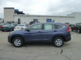 2013 Twilight Blue Metallic Honda CR-V LX AWD #78122274