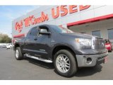 2011 Magnetic Gray Metallic Toyota Tundra Texas Edition Double Cab #78121812