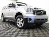 2009 Silver Sky Metallic Toyota Tundra Limited CrewMax 4x4 #78122157
