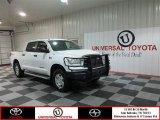 2010 Super White Toyota Tundra TRD CrewMax 4x4 #78121807