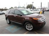2012 Cinnamon Metallic Ford Explorer XLT EcoBoost #78121806