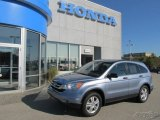 2010 Glacier Blue Metallic Honda CR-V EX AWD #78121922