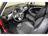 2007 Mini Cooper Hardtop Carbon Black/Carbon Black Interior
