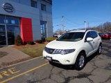 2010 Glacier White Pearl Nissan Murano SL AWD #78181244